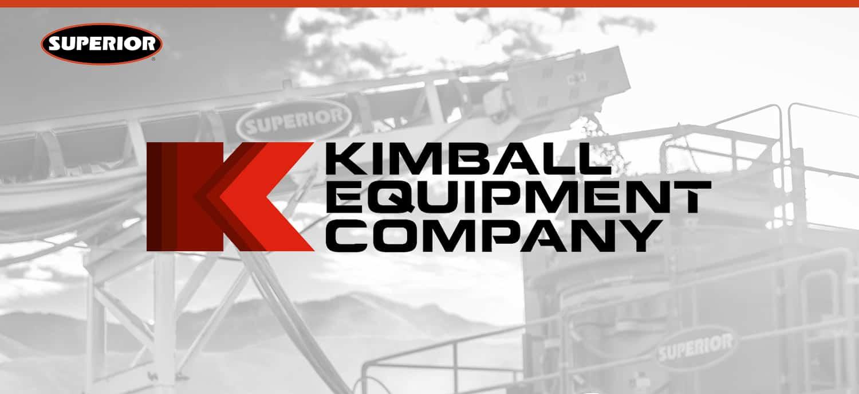 featured image Kimball Equipment partnership 2020