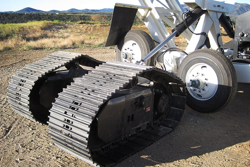 Conveying TeleStacker - mobility enhancements - 06 by Superior Industries