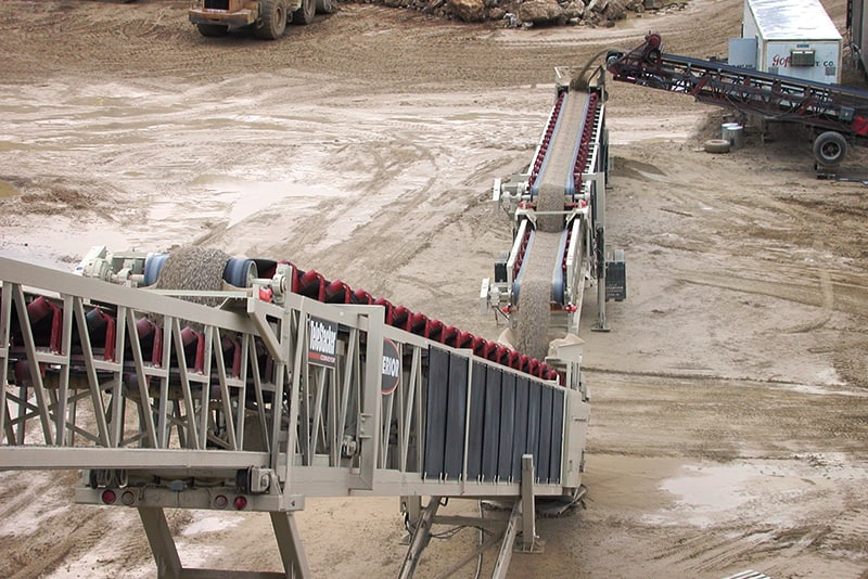 Extender Conveyor | Superior Industries