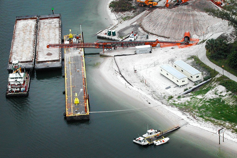 Extender Conveyor for Barge Loading | Superior Industries