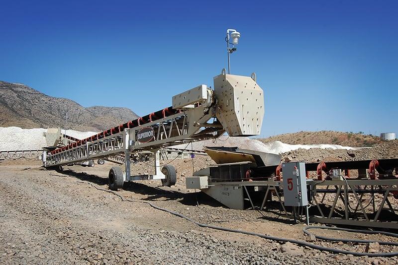 Grasshopper Conveyor | Superior Industries