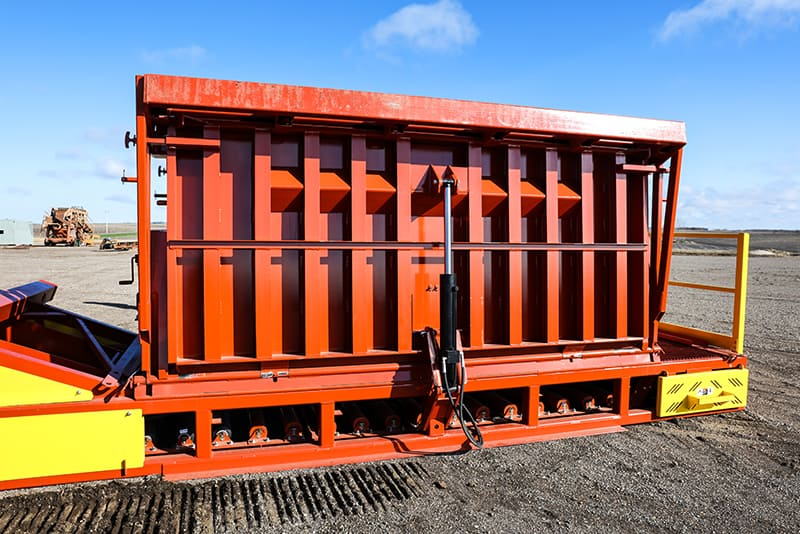 Unloading Ramps