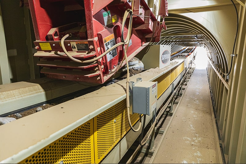 Conveyor Mechanics