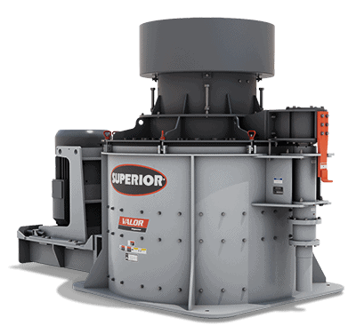 Valor® VSI (Vertical Shaft Impactor) | Superior Industries