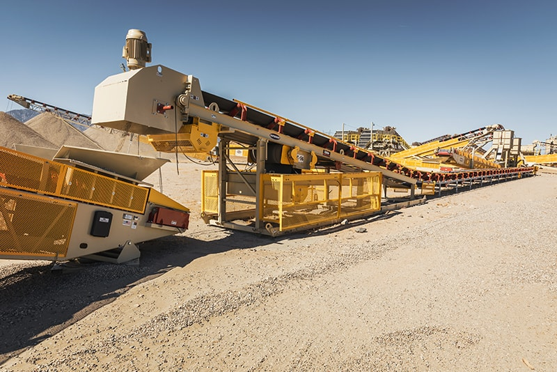 Zipline® Overland Conveyor | Superior Industries