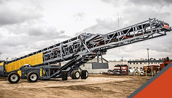 New Self-Contained Option For Superior's TeleStacker® Conveyor