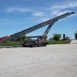 Superior 42 x 75 Tracked Conveyor