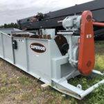 Superior 36 x 18 Single Blade Mill Aggregate Washer