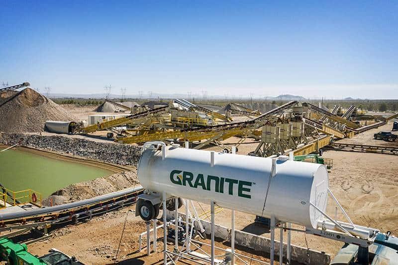 Granite-Big Rock in Llano, CA Construction Management Project