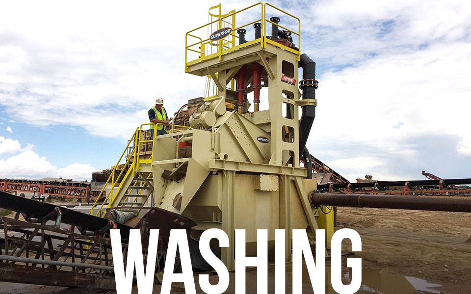 Fusion Modular Platforms - Washing applications | Superior Industries