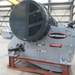 Superior Liberty® Jaw Crusher 28 x 42 Bolted Frame