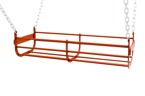 Return Idler Basket | Conveyor Safety | Superior Industries