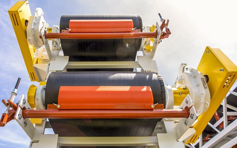 Limpador de correia primário Exterra® | Superior Industries