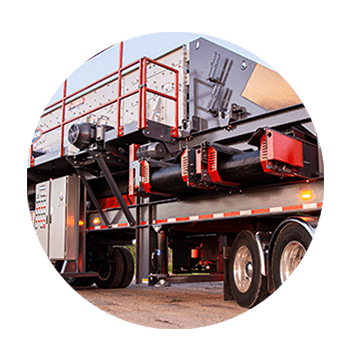 Portable Plant Installation | Superior Industries