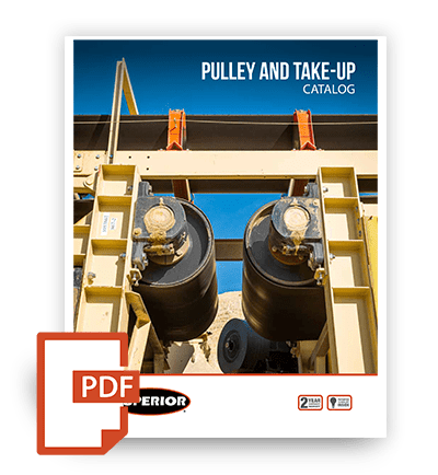 Pulley and Take-Up Catalog by Superior Industries