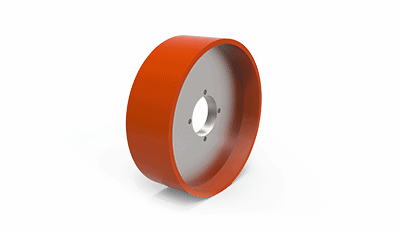 Single Disc Drum Pulley Model | Superior Industries