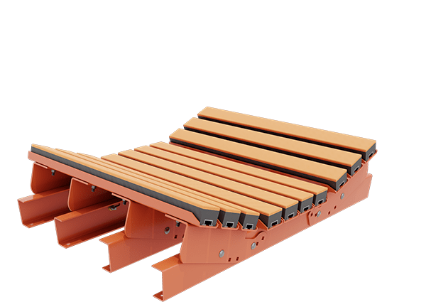 Impact Bed | Conveyor Components | Superior Industries