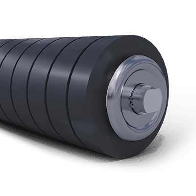Vulcanized Style Rubber Roll | Superior Industries