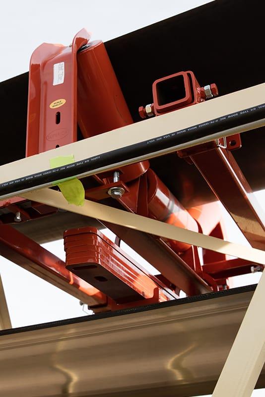 Vertical Belt Scale | Superior Industries