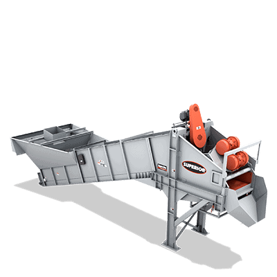 Aggredry Dewatering Washer | Superior Industries