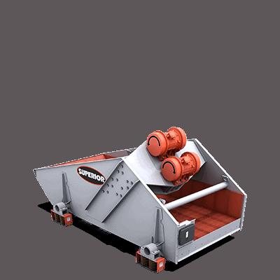 6x12 Dewatering Screen | Superior Industries