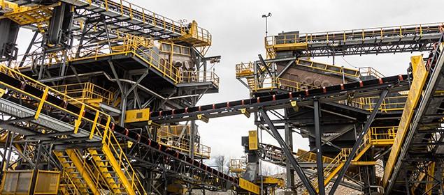 In-Plant Conveyors | Grain-Handling Conveyors | Superior Industries