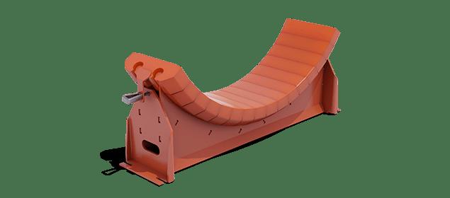 Suporte de impacto | Soluções para zona de carga | Superior Industries