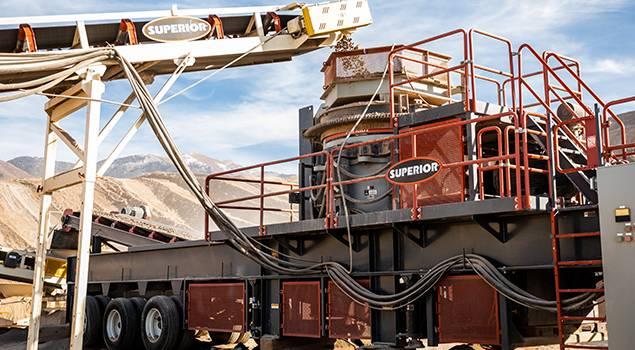 Patriot® Cone Plants | Superior Industries