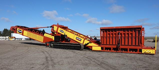 Razerlink Conveyor | Superior Industries