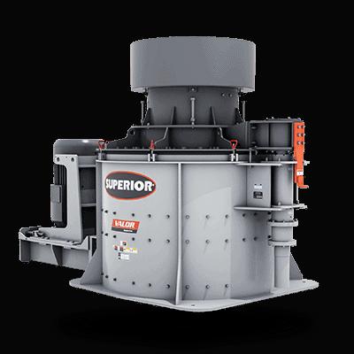 Valor® VSI Vertical Shaft Impactor V400 | Superior Industries