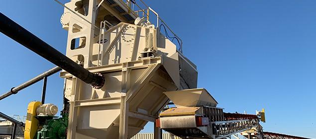 Spirit Sand Plant | Classifying Equipment | Superior Industries