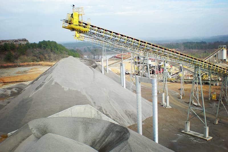Empilhamento de material | Superior Industries