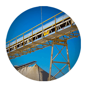Overland Conveyors | Overland Conveying Equipment | Superior Industries