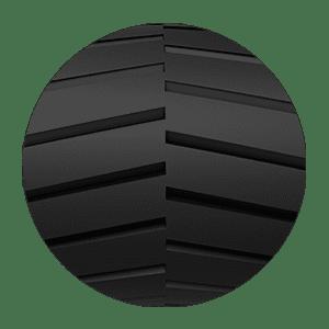 Herringbone Drum Lagging Option | Superior Industries