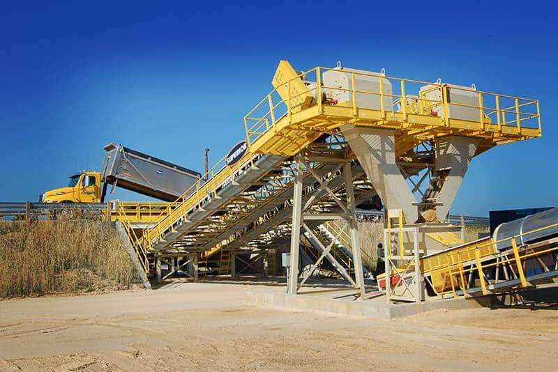 Great Northern Sand - Frac Sand Production | Superior Industries