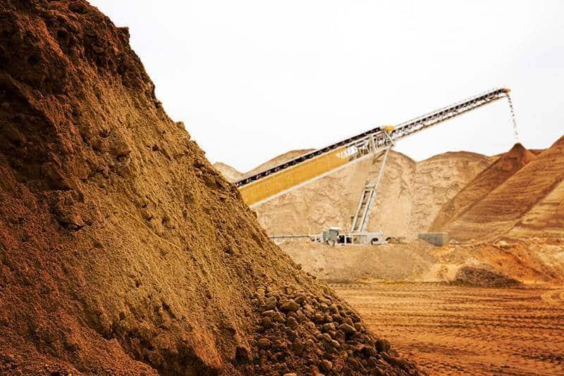 Hi-Crush Proppants - Frac Sand Production   Superior Industries