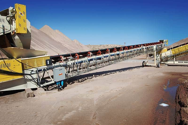 Preferred Sands - AZ | Frac Sand Production | Superior Industries