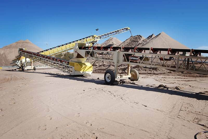 Frac Sand Production   Preferred Sands   Superior Industries