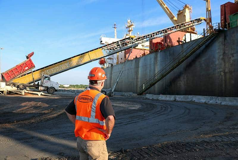 Ocean Terminals - Port of Jacksonville (USA)