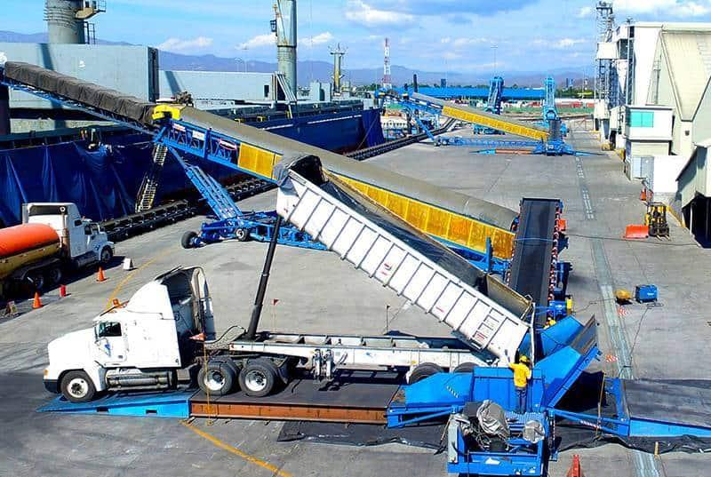 Ocean Terminals - Port of Manzanillo (Mexico)