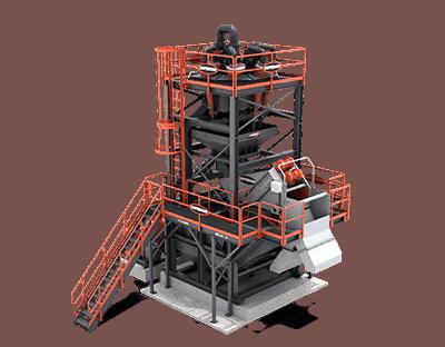 Spirit® Sand Plant_FR3600 Superior Industries