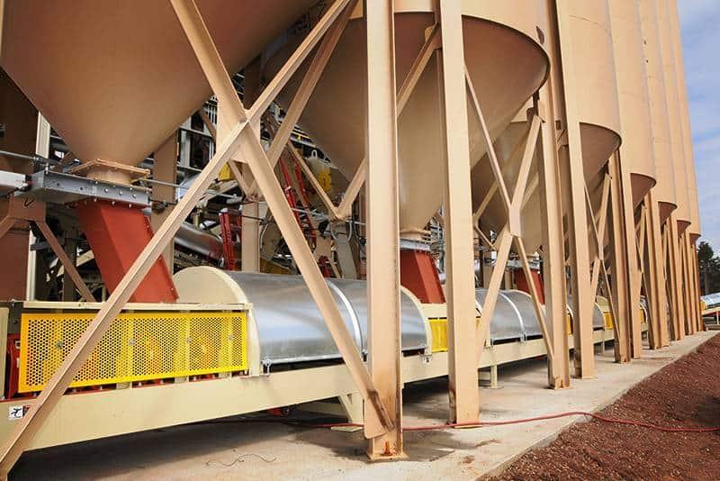 Barton Industrial Sand - North Branch, MN | Superior Industries