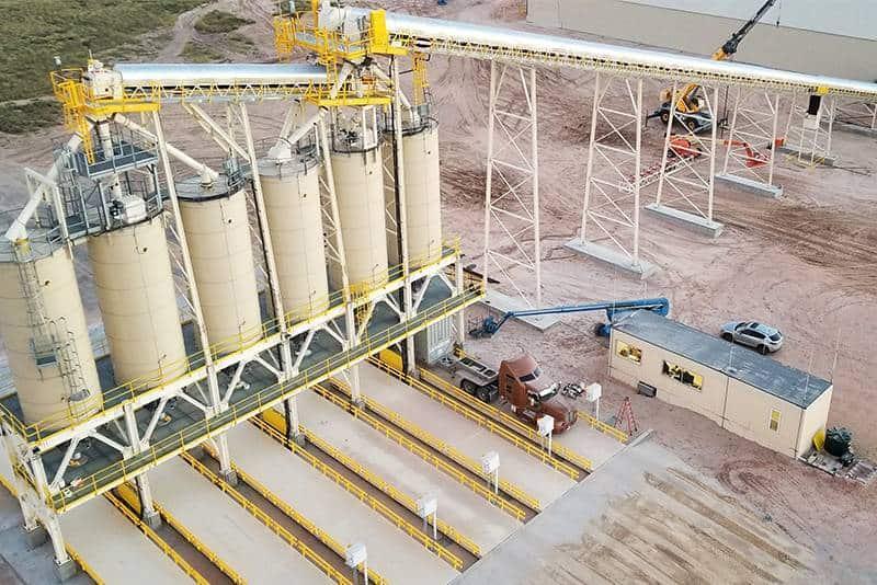 Capital Sands - Monahans, TX   Superior Industries