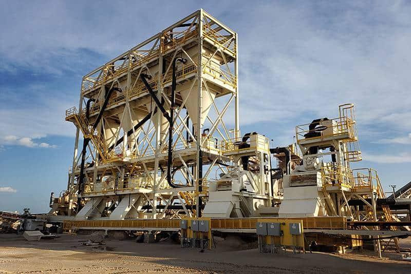 Capital Sands - Permian, TX | Frac Sand Production | Superior Industries