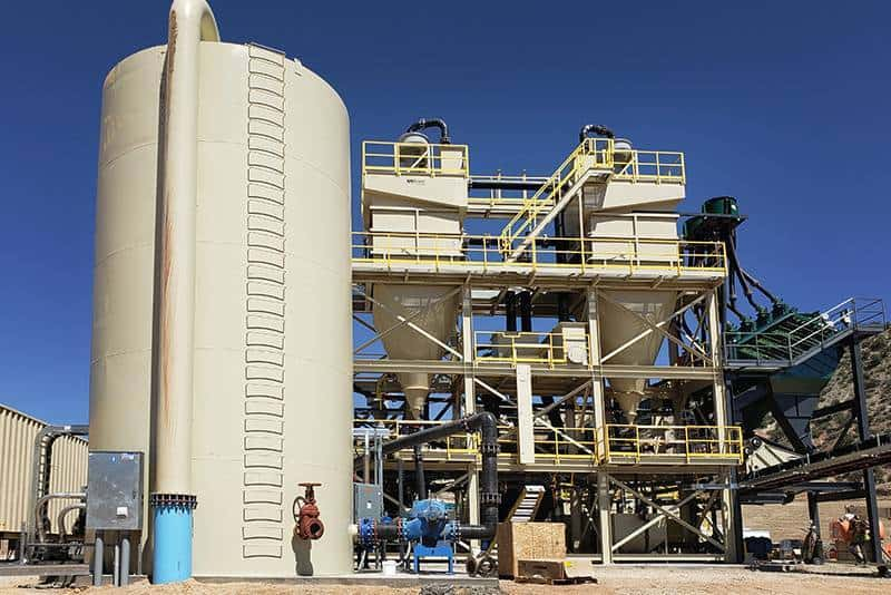 Capital Sands - Texas   Superior Industries