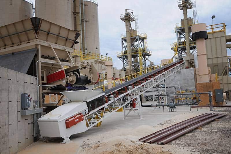 Hi-Crush Dry Plant | Superior Industries