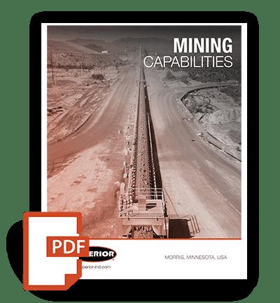 Mining Capabilities Handbook | Superior Industries