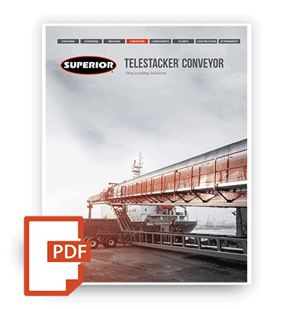 Ship Loading Solutions Literature | Superior Industries