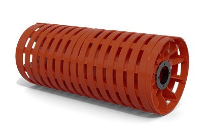 Polia de aleta espiral | Superior Industries