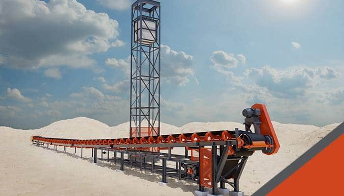 Superior Expands Range of Modular Overland Conveyor Offering